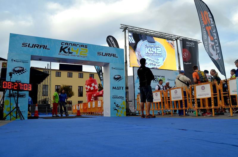 K42 Anaga Maratón '14