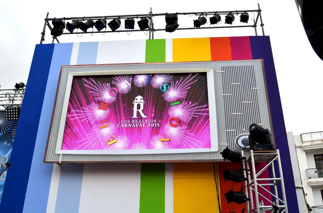 Carnavales 2015 Los Realejos