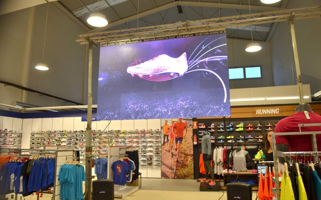 Inauguración Intersport Las Chafiras
