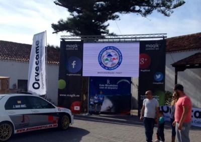 Presentación de Orvecame Rallye Norte 2015