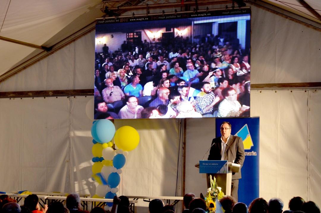 Presentación Coalición Canaria Los Realejos