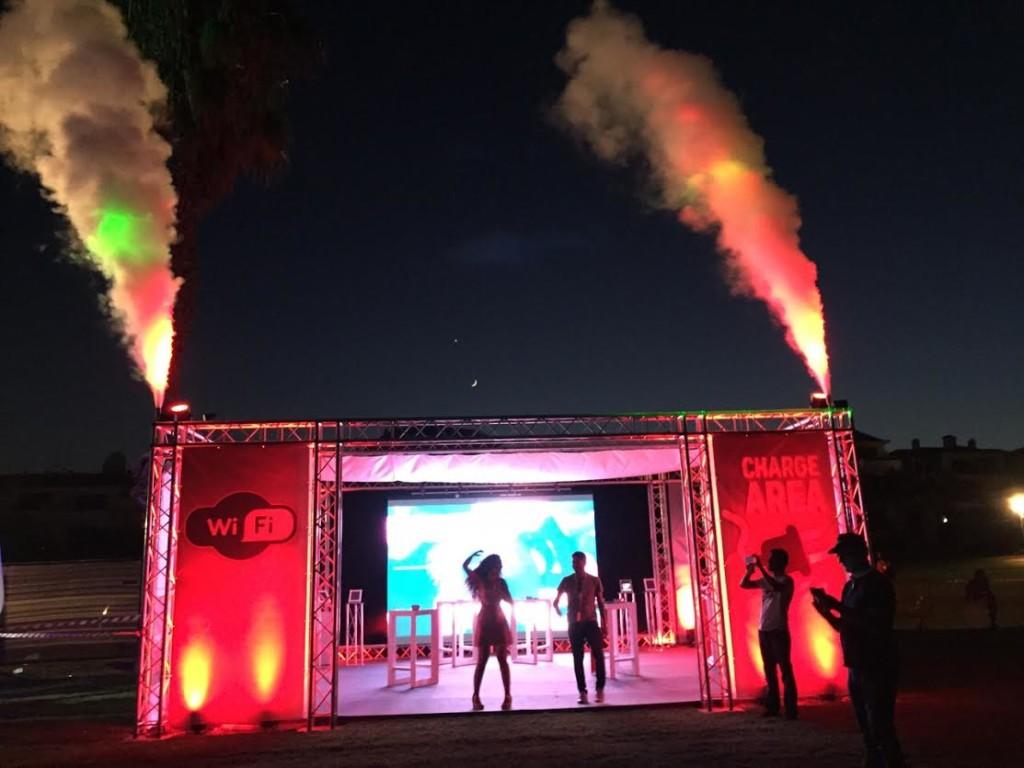 Magik en Green World Festival