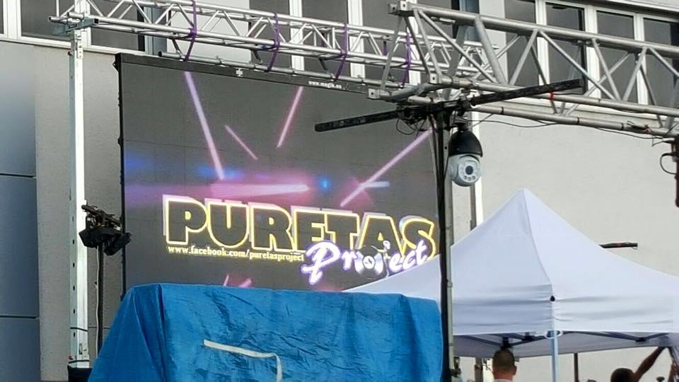 Puretas Project Los Realejos