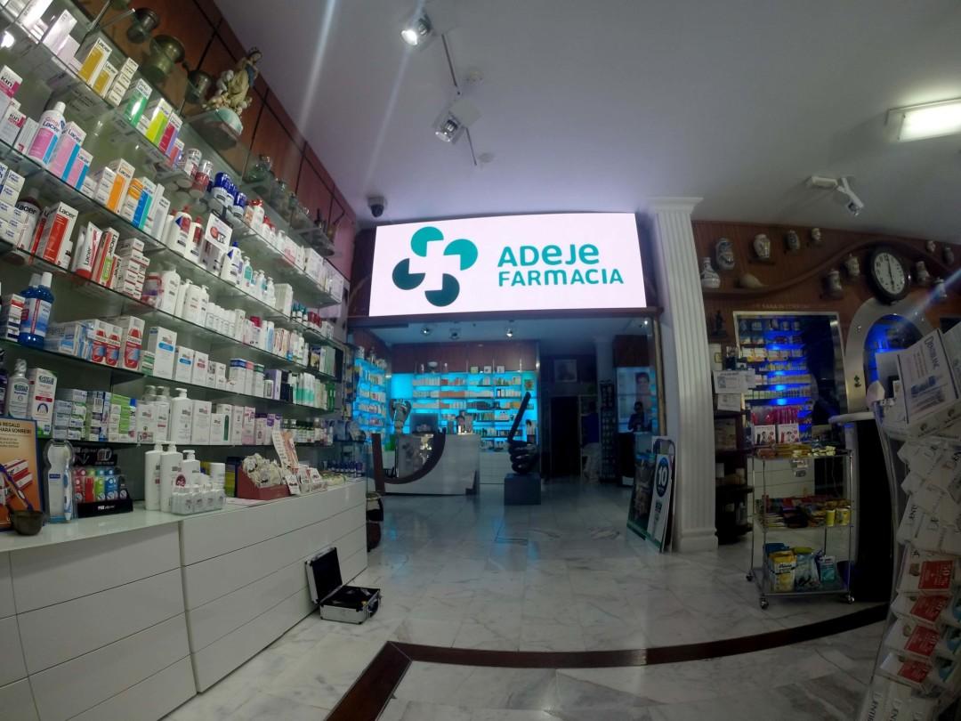 Instalación P3 Farmacia de Adeje