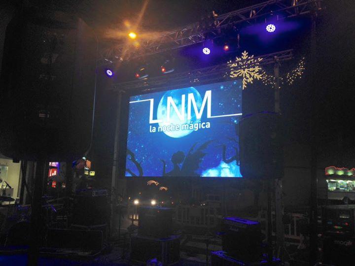 Noche Mágica 2015 Los Realejos