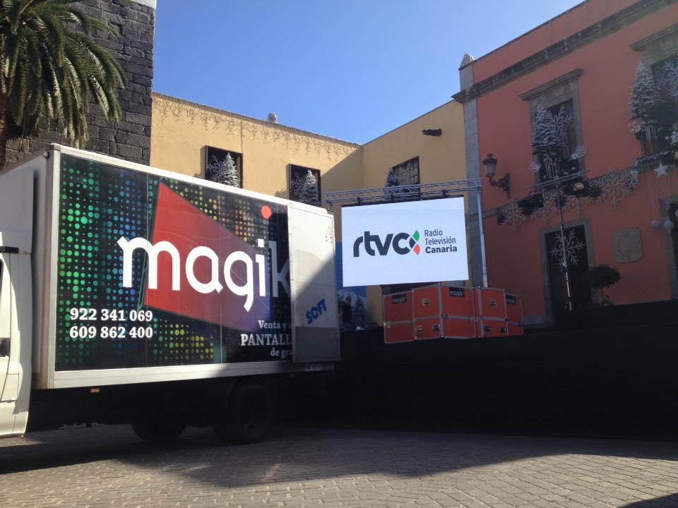 Campanadas Tv Canaria Garachico 2015-2016
