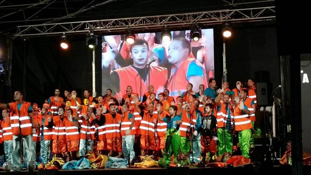 Carnavales La Verdellada 2016