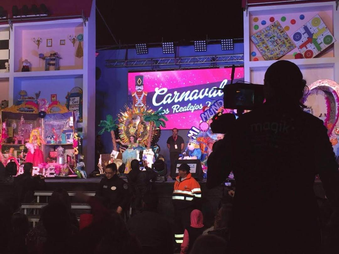 Carnavales Los Realejos 2016