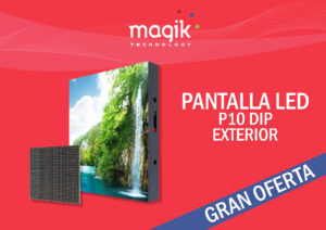 Magik - Pagina Web Oferta P10-01