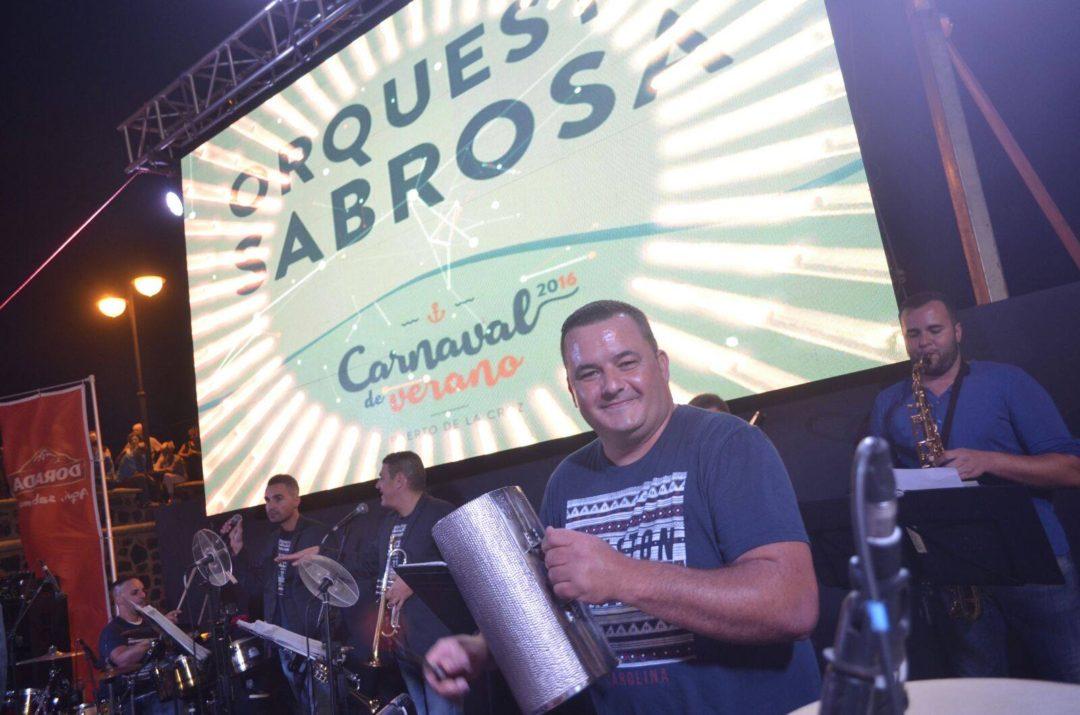 Carnavales de Verano 2016 Puerto de La Cruz