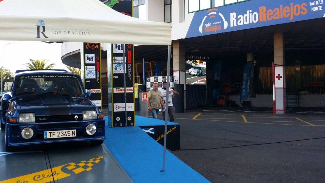 XV Vuelta a la Isla de Renault 5 Turbo