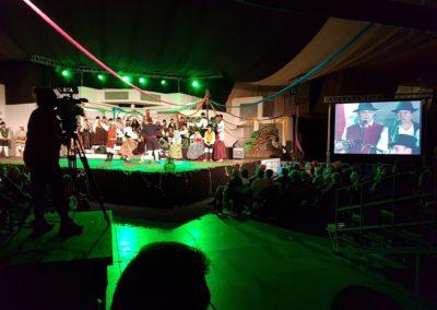 II Festival Regional de Folklore de Tenerife Acoidán