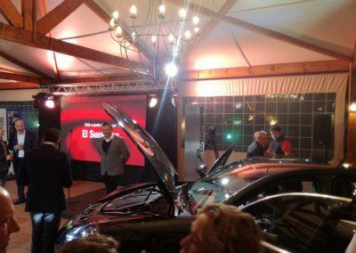 Presentación de Porsche Panamera