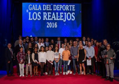 Gala del Deporte Los Realejos 2016
