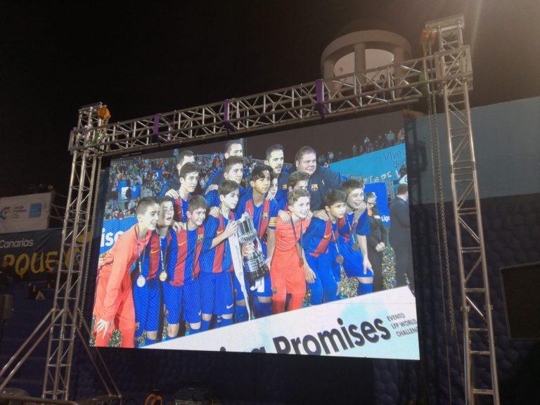 La Liga Promises 2016