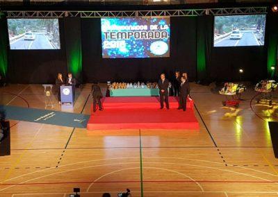 Gala Federación de Automovilismo de Tenerife