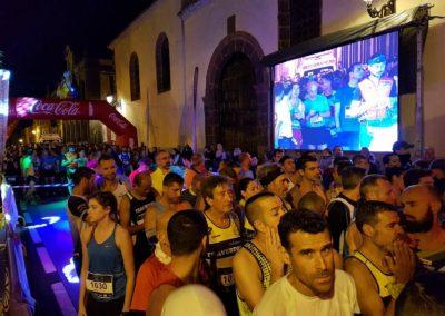 VII Carrera Nocturna Ciudad de La Laguna 2017