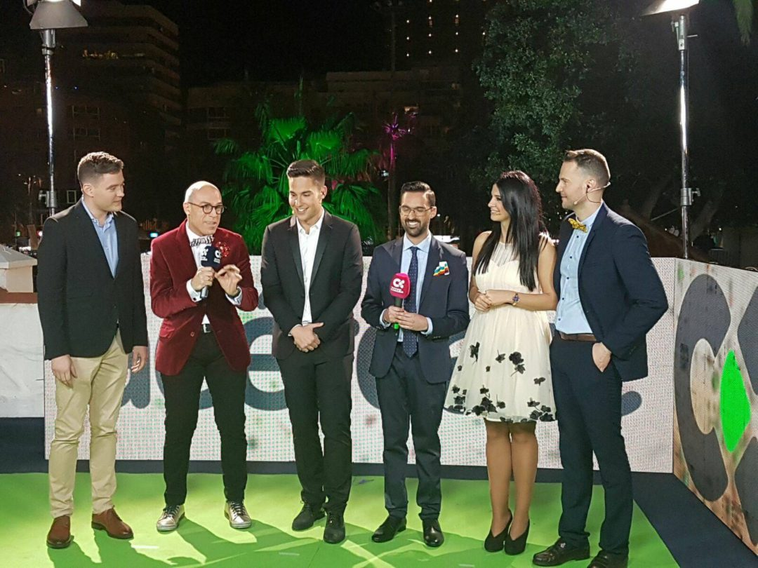 Tv Canaria Gala de la Reina 2017 Las Palmas de Gran Canaria