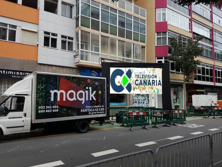 Tv Canaria CabalDrag 2017 Las Palmas de Gran Canaria