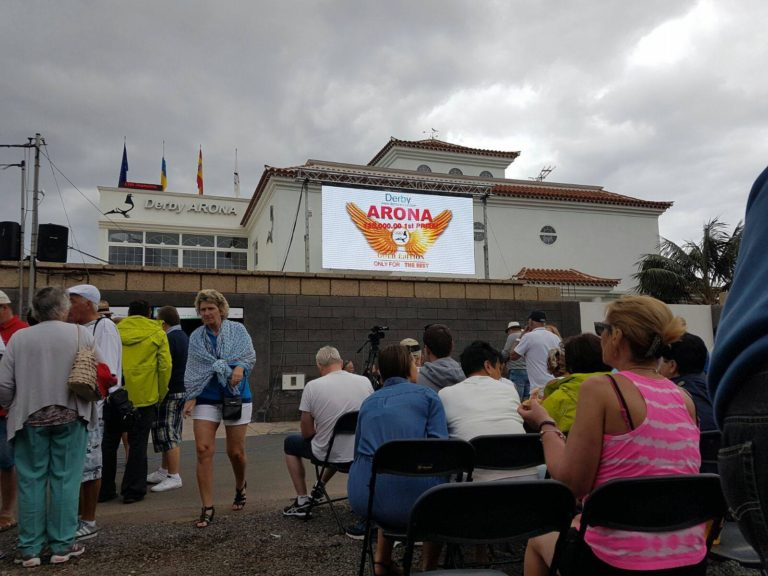 Derby Arona 2017