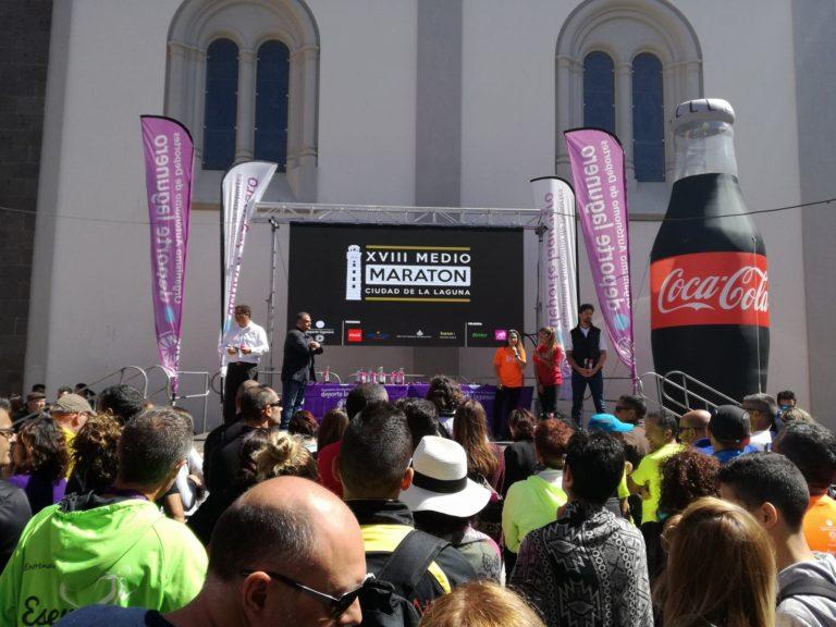 XVIII Media Maraton Ciudad de La Laguna 2017
