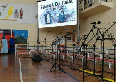 Semana Cultural Colegio Cisneros Alter