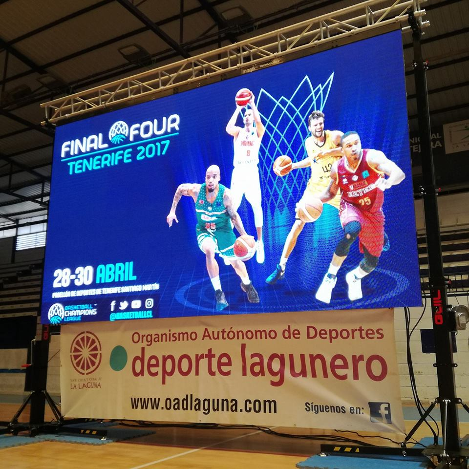 Final Four Tenerife 2017