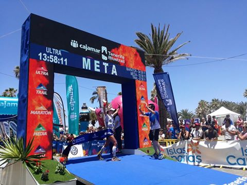 CajaMar Tenerife Blue Trail 2017