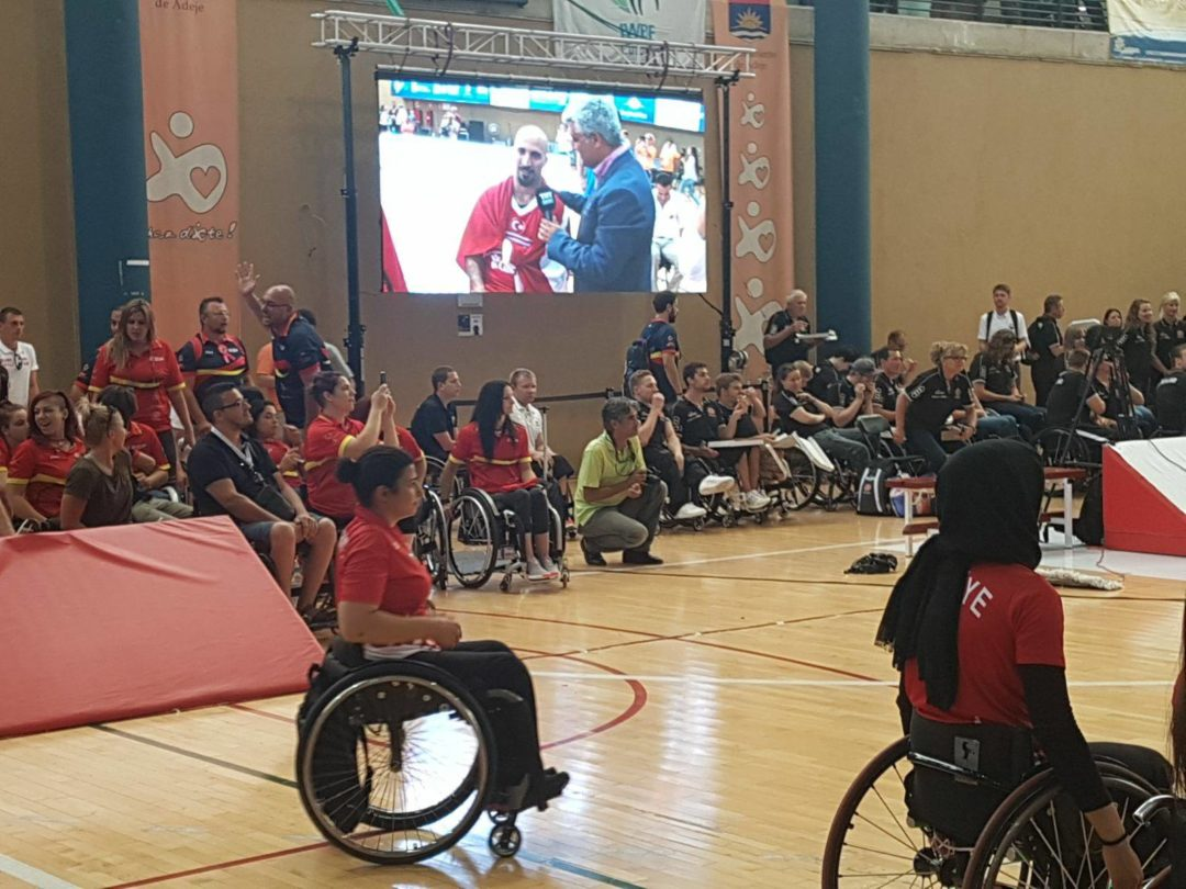 Tenerife European Wheelchair Basketball Championships