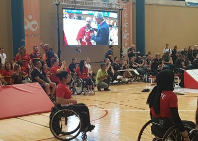 Tenerife European Wheelchair Basketball Championships