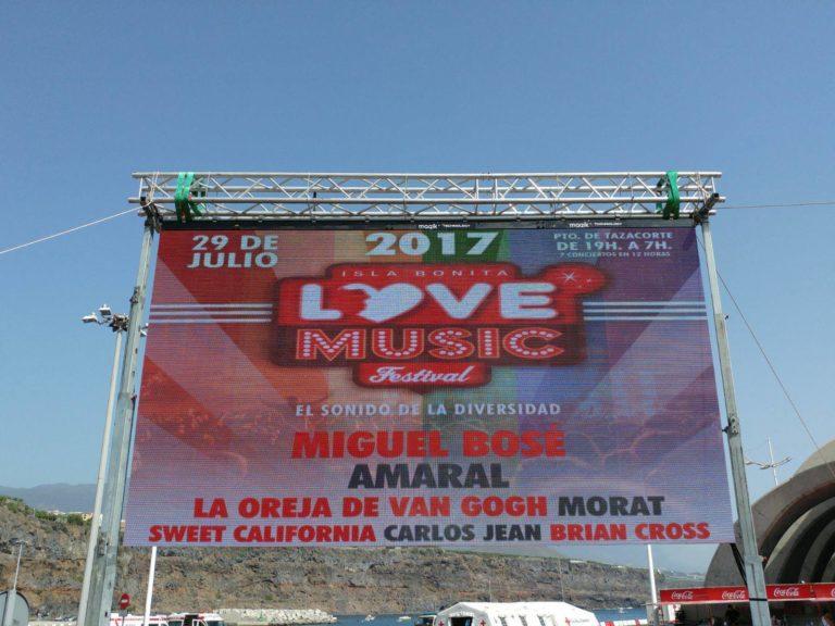 La Isla Bonita Love Festival 2017