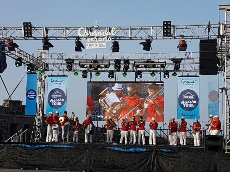 Carnaval de Verano Puerto de La Cruz 2017
