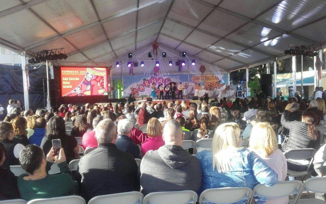 Carnaval 2018 San Sebastián de La Gomera