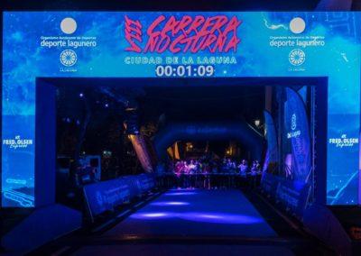 VIII Carrera Nocturna Ciudad de La Laguna 2018