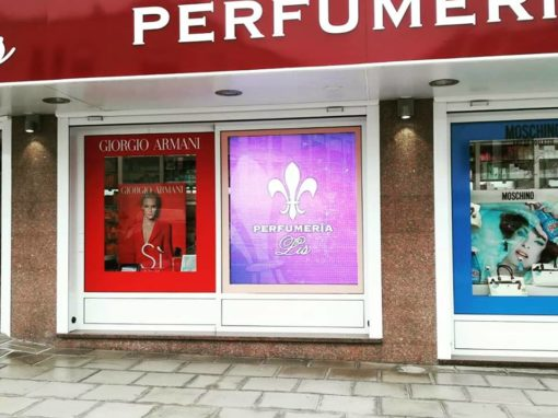 Perfumerías Lis P3,91 SMD