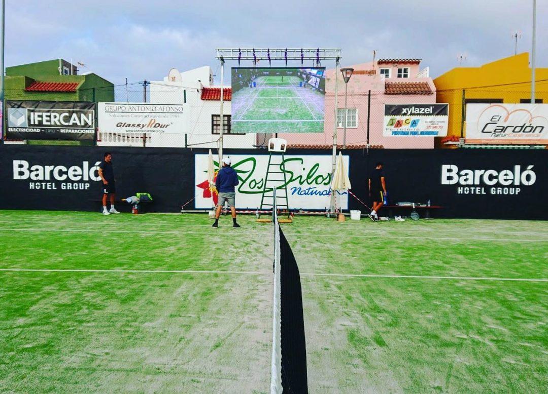 VI Open Barceló 2018