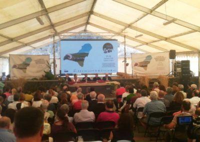 V Foro de Agroecología y Biodiversidad de Canarias, El Hierro.