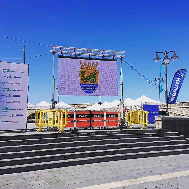 Media Maratón 2018, Puerto de La Cruz