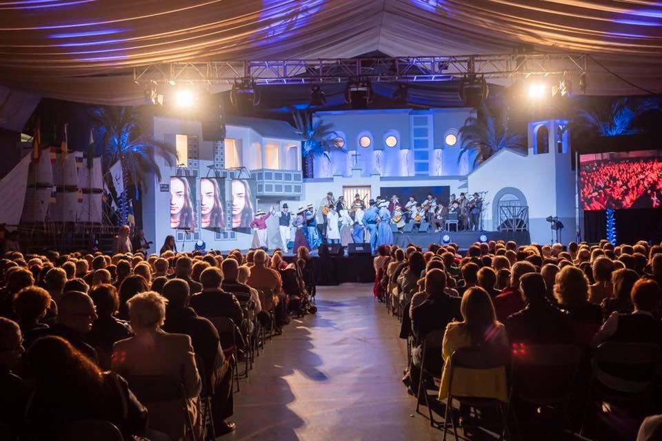 IV Festival Nacional de Folklore Isla de Tenerife