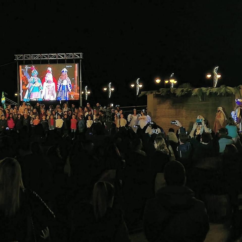 Cabalgata de Reyes Puerto de La Cruz 2019