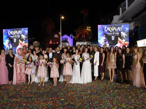 Presentación Candidatas Carnaval Pto. de La Cruz 2019