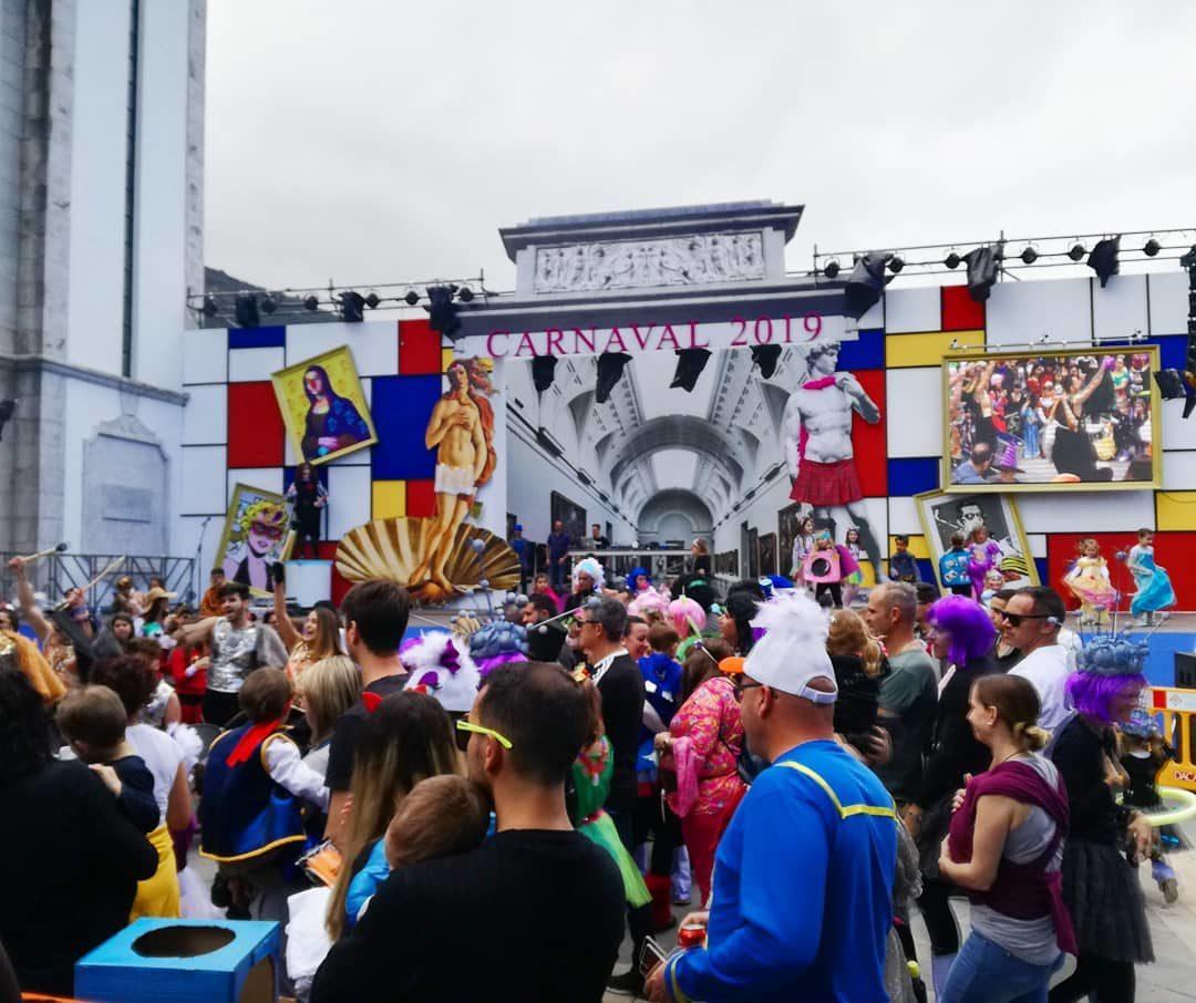 Carnaval Los Realejos 2019