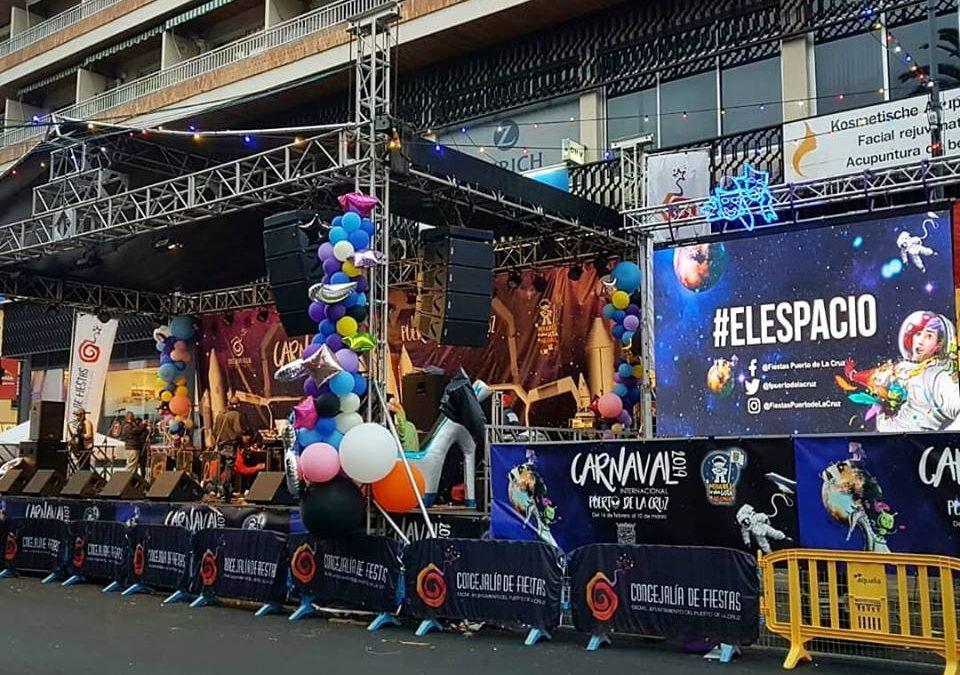 Carnavales Puerto de La Cruz 2019