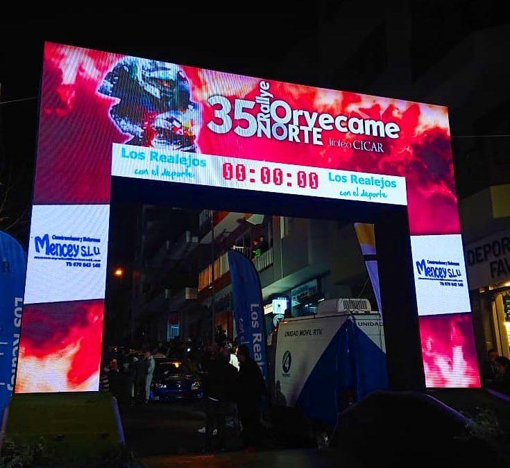 35 Rallye Orvecame Norte