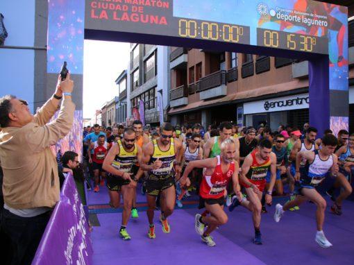 XX Media Maratón La Laguna