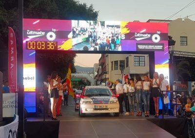 Rallye Senderos La Palma 2019
