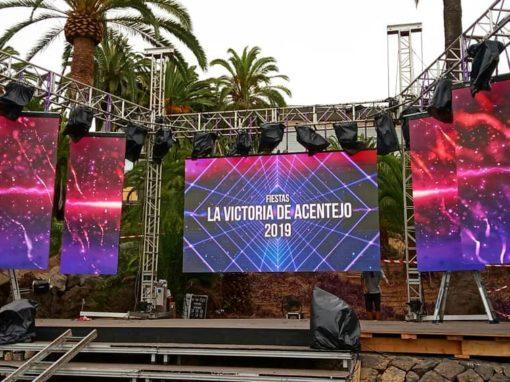 Fiestas La Victoria 2019