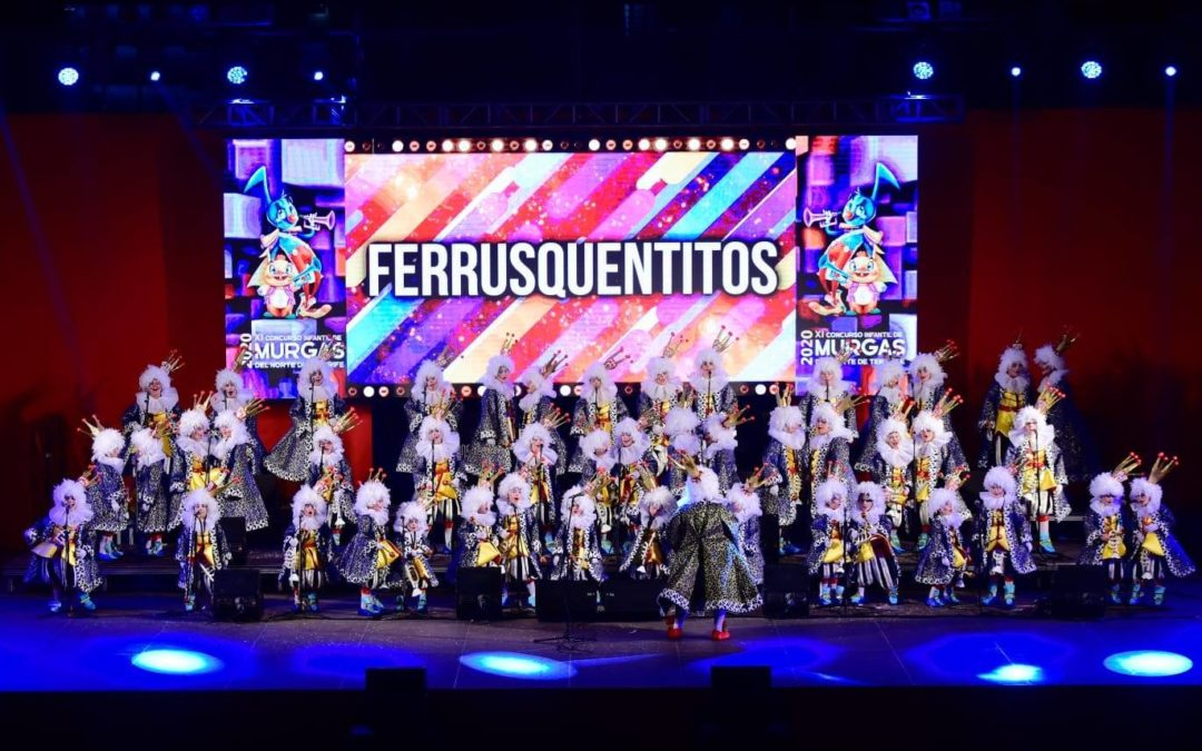 XXVIII Concurso de Murgas del Norte de Tenerife