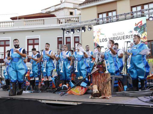 Carnavales La Orotava 2020