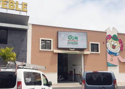 Ecomovilidad Canarias San Jerónimo P6,67 SMD